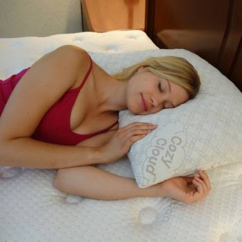 For some people, the firmer side sleeper pillow may be the best pillow for neck support.